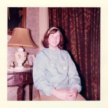 Jeanne Murphy Spring 1961