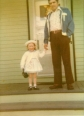 Grandpa and me Easter Sunday